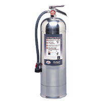Badger 23171 2-1/2 Gal Wet Chemical Extinguisher w/Wall Hook