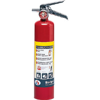 Badger 23384 2-1/2 lb ABC Extinguisher w/Vehicle Bracket