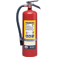 Badger 23396 10 lb ABC Extinguisher w/Wall Hook
