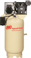Ingersoll Rand 2340N5-V 5 HP Electric Two-Stage Air Compressor, 80V Gal.