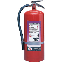 Badger 23495 20 lb BC Purple K Extinguisher w/Wall Hook