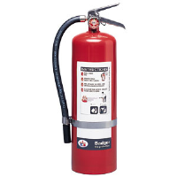 Badger 23781 10 lb BC Badger Extra Extinguisher w/Wall Hook