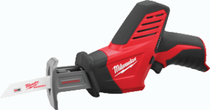Milwaukee 2420-20 M12&#153L Hackzall&#153L Reciprocating Saw