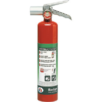 Badger 24563 2-1/2 lb Halotron I Fire Extinguisher w/Vehicle Bracket