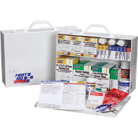 First Aid Only 245-O/FAO 2-Shelf, 75-Person, 515-Pc. Station