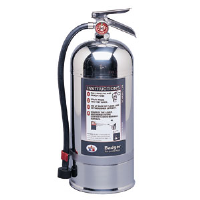 Badger 25064 6 Liter Wet Chemical Extinguisher w/Wall Hook