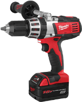 "Milwaukee 2610-24 M18&#153L Cordless High Performance 1/2"" Drill Driver"