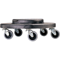 Rubbermaid 264000 Brute® Dolly for 32, 44, 55 gal Containers