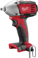 "Milwaukee 2651-20 M18&#153L Cordless 3/8"" Compact Impact Wrench w/ Ring"