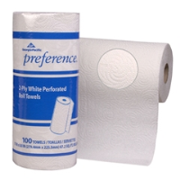 Georgia Pacific 27300 Preference® Perforated Paper Roll Towel, 30/Cs.