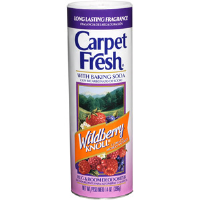 WD-40 273144 Carpet Fresh® Powder Deodorizer,14 oz Wildberry Knoll