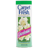 WD-40 274142 Carpet Fresh® Powder Deodorizer,14 oz Gardenia