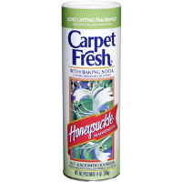WD-40 275149 Carpet Fresh® Powder Deodorizer,14 oz Honeysuckle