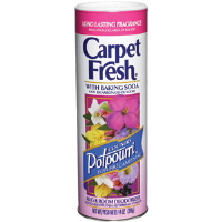 WD-40 276147 Carpet Fresh® Powder Deodorizer,14 oz Country Potpourri