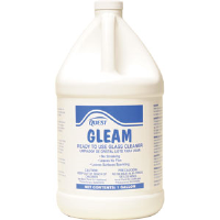 Quest Chemical 280415 Gleam RTU Glass Cleaner, 4x1 Gal.