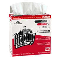 Georgia Pacific 29050/03 Brawny™ 4-Ply Scrim Reinforced Paper Wipers