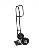 "Milwaukee Hand Truck 30019 D-Handle Truck w/ 10"" Tires"