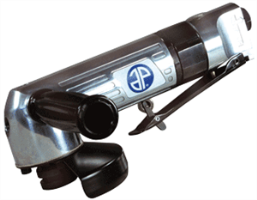 "Astro Pneumatic 3006 4"" Air Angle Grinder w/ Lever Throttle"