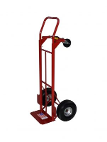 "Milwaukee Hand Truck 30080 Convertible Truck w/ 10"" Tires"