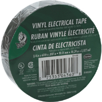 Duck Brand 300882 Economy Electrical Tape