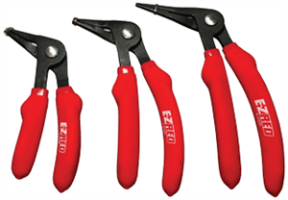 EZ Red 300CS 3 Pc. Kiwi Plier Set