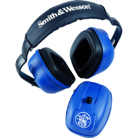 Jackson Safety 3011832 Smith & Wesson® Suppressor Earmuffs, NRR 25