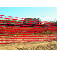 Jackson Safety 3014742 4' x 100' Orange Safety Fence