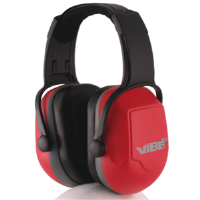 Jackson Safety 3015089 Vibe 26 Headband, NRR 26 Earmuff