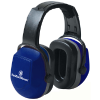 Jackson Safety 3020715 Smith & Wesson® Recoil™ Earmuffs, NRR 29