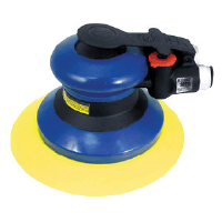 "Astro Pneumatic 3022S 6"" Finishing Palm Sander - 3/16"