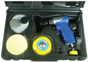 Astro Pneumatic 3050 Complete Dual Action Sanding & Polishing Kit