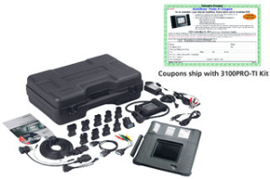 OTC 3100PRO-TI AutoBoss® Diagnostic System Trade in Kit