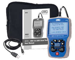 OTC 3111 OBD II, CAN & ABS Scan Tool