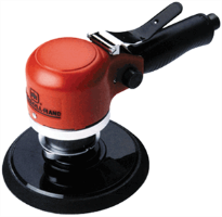 "Ingersoll Rand 311A Dual-Action Quiet Air Sander - 6"" Pad"