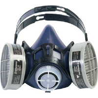 Sperian 312500 Survivair Premier® Half-Mask Respirator, Medium