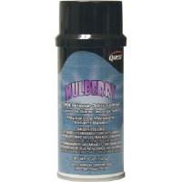 Quest Chemical 314 Mulberry Total Release Odor Eliminator, 6 oz, 12/Cs.
