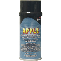 Quest Chemical 315 Apple Total Release Odor Eliminator, 6 oz, 12/Cs.