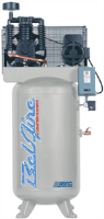 IMC/BelAire 318VL 7.5 HP Two Stage Electric Air Compressor, 80 Gal.