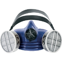 Sperian 321500 Survivair Premier® Plus Half-Mask Respirator, Small