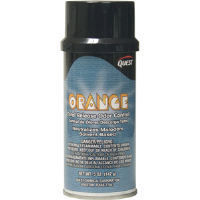 Quest Chemical 328 Orange Total Release Odor Eliminator, 6 oz, 12/Cs.