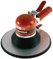 "Ingersoll Rand 328B Geared Orbital Air Sander - 8"" Pad"