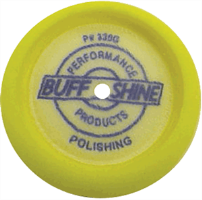 "Buff and Shine 330G 3"" Foam Compounding/Polishing Pads, (2 Pk.)"