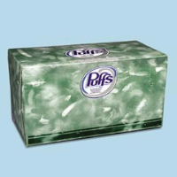 Procter & Gamble 33549 Puffs® Facial Tissue, 24/Cs.