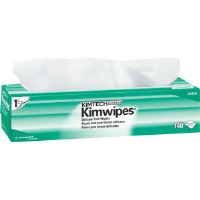 Kimberly Clark 34256 Kimwipes Delicate Task Wipers,15 Boxes/140 ea