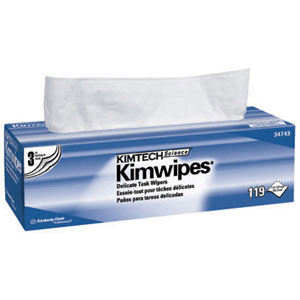 Kimberly Clark 34743 Kimtech Science Kaydry® 3PLY - 15/119 (12X12)