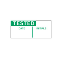 Brady 35038 Quality Control Labels