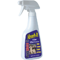 Duragloss 371 Absorb-It™ Odor Eliminator, 16oz,6/Cs