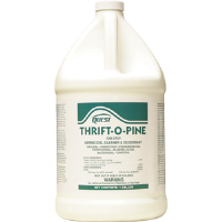 Quest Chemical 375415 Thrift-O-Pine Cleaner/Deodorant/Disinfectant 32:1,1 Gal, 4/Cs.