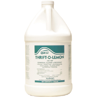 Quest Chemical 376415 Thrift-O-Lemon Cleaner/Deodorant/Disinfectant 32:1, 1 Gal, 4/Cs.
