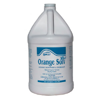 Quest Chemical 378415 Orange Solv Plus d-Limonene Deodorizer/Degreaser,1 gal, 4/Cs
